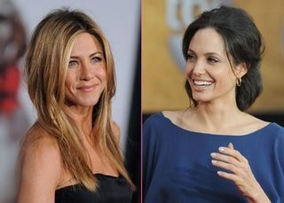 Джоли и Энистон устроят свои свадьбы с разницей в один день